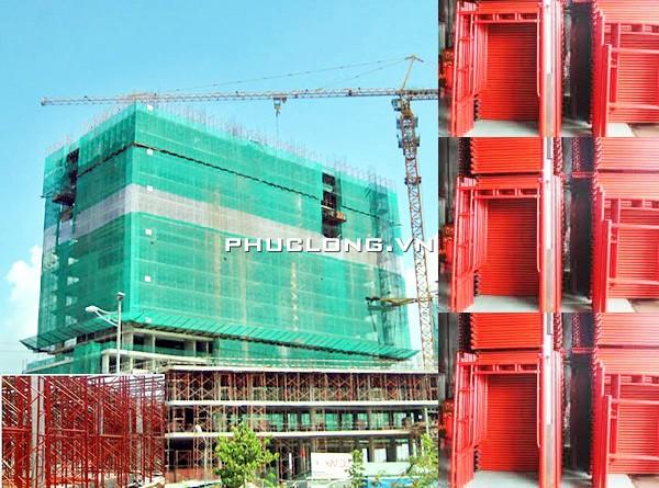 Giàn giáo bạn đồng hành các công trình xây dựng