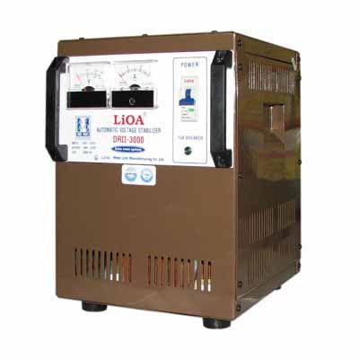 Lợi ích to lớn của dòng ổn áp lioa DRII-3000 3kVA 50V-250W 1 pha